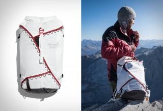 Mochila Para Equipamento de Esqui - KLATTERMUSEN ULL BLOT BACKPACK