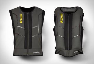 Colete com Airbag para Motociclista - KLIM