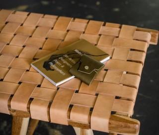 Carteira de Couro Koshu Origami - Imagem - 2