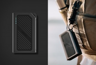 Disco Rígido Externo - Lambogo Rugged SSD Drive