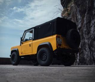 Land Rover Defender D90 Beach Runner - Imagem - 2