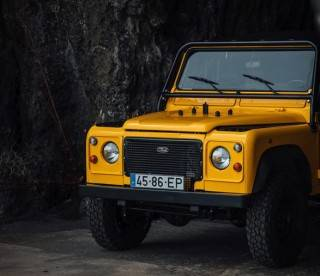 Land Rover Defender D90 Beach Runner - Imagem - 3