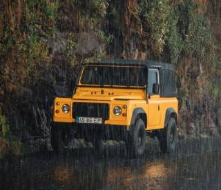 Land Rover Defender D90 Beach Runner - Imagem - 4