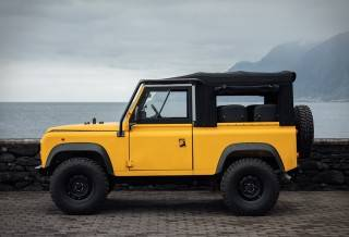 Land Rover Defender D90 Beach Runner