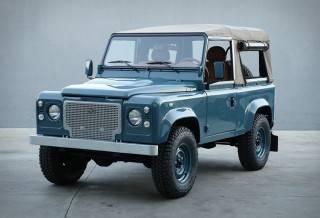 Land Rover D90 Patrimônio