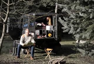 Land Rover Defender Autocaravana