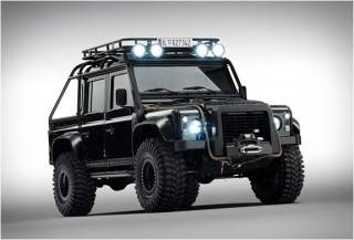 Land Rover - Defender Spectre
