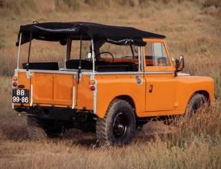 Land Rover Série 2A   Cool & Vintage - Imagem - 3
