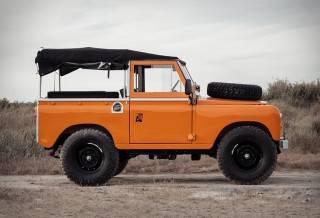 Land Rover Série 2A | Cool & Vintage