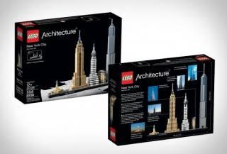 Coleção Arquitetura Skyline | LEGO - Imagem - 5