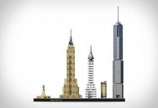 Coleção Arquitetura Skyline | LEGO