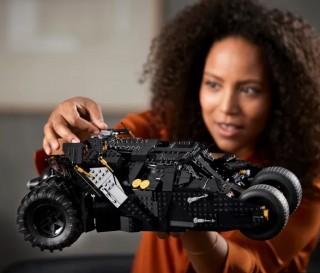 O Veículo Mais Legal do Batman - LEGO BATMOBILE TUMBLER - Imagem - 2