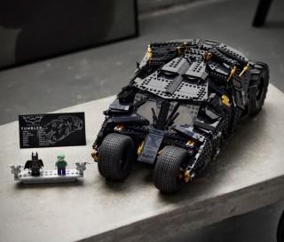 O Veículo Mais Legal do Batman - LEGO BATMOBILE TUMBLER - Imagem - 3