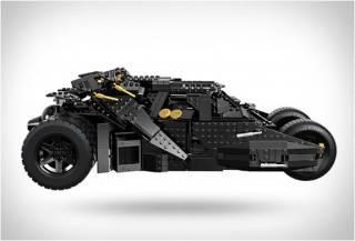 LEGO BATMÓVEL