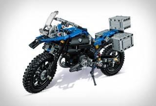 LEGO BMW GS Aventura