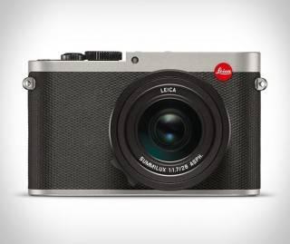 Câmera Fotográfica Leica Q - Titanium Gray - Imagem - 2