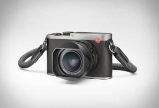 Câmera Fotográfica Leica Q - Titanium Gray