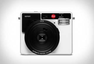 Câmera Instantânea Leica Sofort