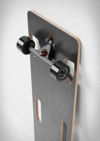 Skate Lo-Ruiter Longboard (Prancha Longa) - Imagem - 3