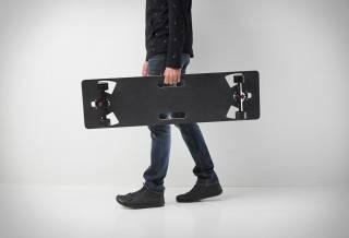 Skate Lo-Ruiter Longboard (Prancha Longa)