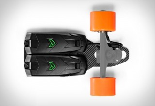 Kit de conversão de skate - Unlimited x Loaded Electric Skateboard Conversion Kit
