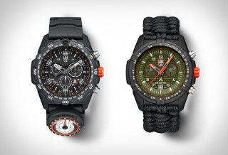 LUMINOX BEAR GRYLLS SURVIVAL COLLECTION
