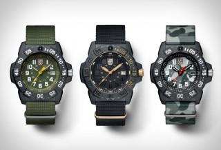 Resistente, poderoso e preciso Relógio LUMINOX NAVY SEAL 3500 SERIES