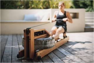 MÁQUINA DE REMO WATERROWER