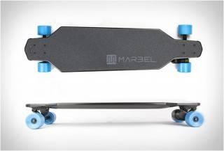 Skate Elétrico - O Mais Leve, Mais Rápido e Mais Avançado Skate Elétrico do Mundo - Marbel