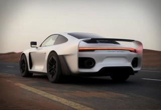 Supercarro Off-road Insano Porsche 911 Turbo S