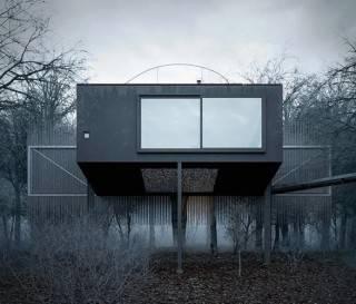Arquitetura Casa da Máscara - Imagem - 4