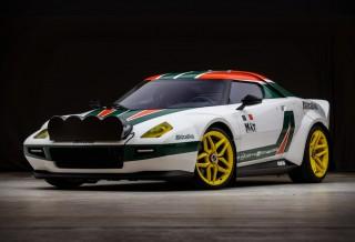 Um dos Carros de Maior Sucesso no Campeonato Mundial de Rally - MAT Stratos Coupe