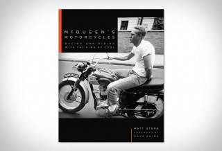 Livro - Motocicletas McQueens