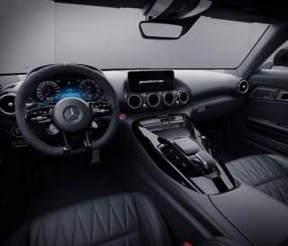Mercedes AMG GT Stealth Edition - Imagem - 2