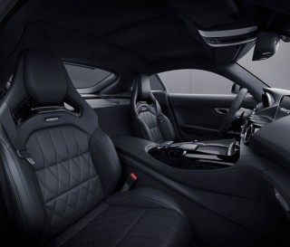 Mercedes AMG GT Stealth Edition - Imagem - 3