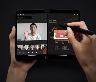 Smartphone de Tela Dupla 5G - MICROSOFT SURFACE DUO 2 - Imagem - 4