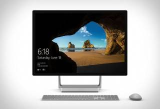 Computador Surface Estúdio da Microsoft