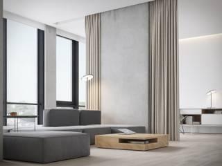 Arquitetura - Apartamento Minimalista Bachelor - Imagem - 4