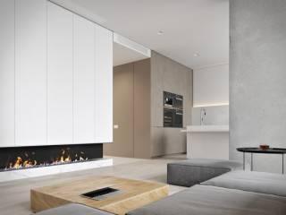 Arquitetura - Apartamento Minimalista Bachelor - Imagem - 5