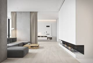 Arquitetura - Apartamento Minimalista Bachelor