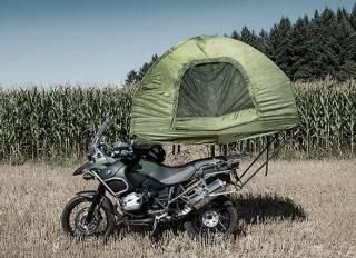 Tenda Montada Mobed Motorcycle - Imagem - 3