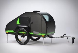 Trailer de Camping para Bicicleta - Mody