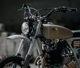 Moto Honda Mokka XR650 Scrambler - Imagem - 2