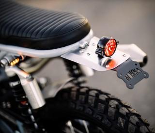 Moto Honda Mokka XR650 Scrambler - Imagem - 5