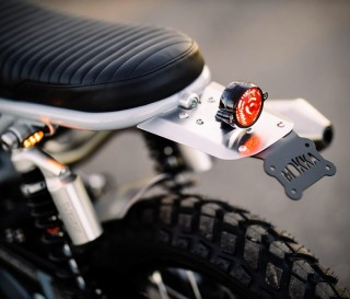 Moto Honda Mokka XR650 Scrambler - Imagem - 3
