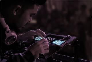 CONTROLADOR DJ - MONSTER GO-DJ PORTABLE MIXER - Imagem - 2