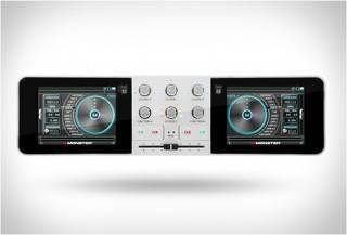 CONTROLADOR DJ - MONSTER GO-DJ PORTABLE MIXER