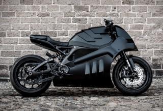 Moto Personalizada Harley-Davidson LiveWire