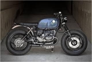 MOTO PERSONALIZADA BMW B1