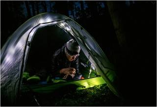 KIT DE LUZ PARA CAMPISMO - MTNGLO TENTS - Imagem - 2
